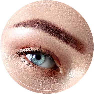 Nanobrow schöne Augenbrauen